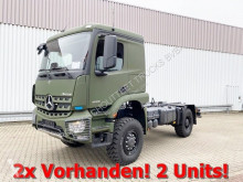 Camion sasiu Mercedes Arocs 1835 AK 4x4 1835 AK 4x4, Einzelbereifung, ADR, 2x Vorhanden!