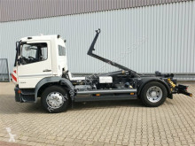 Mercedes hook lift truck Atego 816 4x2 816 4x2, City-Abroller 6/8t Anlage