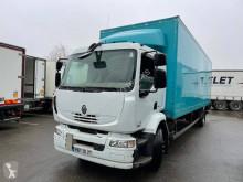 Renault plywood box truck Midlum 280.18 DXI