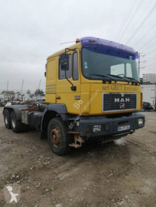 Camion MAN F2000 33.403 polybenne occasion