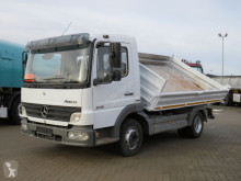 Mercedes three-way side tipper truck Atego 816 K 2-Achs Kipper Meiller