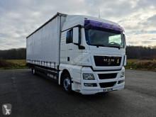 MAN TGX 18.360 truck used tautliner