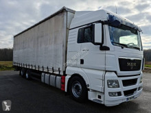 Camión lonas deslizantes (PLFD) MAN TGX 26.360