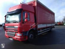DAF CF75 360 truck used tautliner