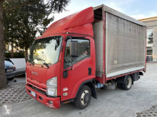 Isuzu ponyvával felszerelt plató teherautó N-SERIES NLR 35