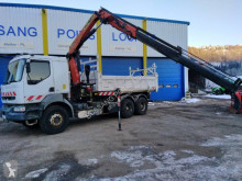 Renault two-way side tipper truck Kerax 370 DCI