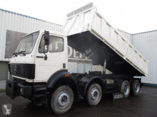Vrachtwagen driezijdige kipper Mercedes 3235 , , V8 Bi Turbo , 3 way tipper , Manual , Spring Suspension