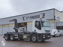 Iveco hook lift truck Stralis 310