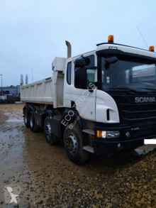 Camion Scania P 450 benă bilaterala second-hand
