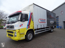 Volvo box truck FM9