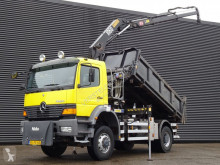 Mercedes Atego 1823 truck used tipper