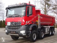 Vrachtwagen Mercedes Arocs 4145 8x6 EURO6 Muldenkipper Carnehl tweedehands kipper