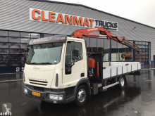 Camion Iveco Eurocargo plateau occasion