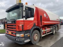 Camión Scania G cisterna usado