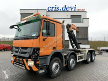 Mercedes LKW Abrollkipper 3246 8x4 Moser Hakengerät | Retarder | Euro 5