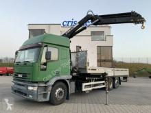 Camión Iveco 240E38 6x2 Hiab 195 | 5x hydr. Ausschübe caja abierta teleros usado