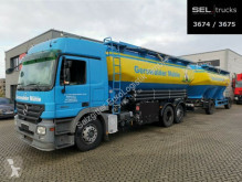 Хенгер цистерна Mercedes Actros Actros 2544 L 6x2 / 31.000 l / with trailer/SILO