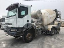 Ciężarówka betonomieszarka Renault Kerax 320.26 DCI