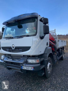 Camion Renault Kerax 370 DXI benne occasion