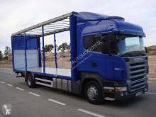 Scania tautliner truck R 420