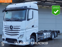 Camion Mercedes Actros 2545 BDF second-hand