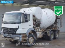Kamión betonárske zariadenie domiešavač Mercedes Axor 3028 B