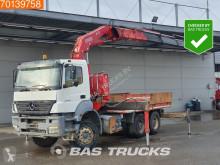 Camion plateau Mercedes Axor 3340