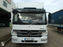 Camion Mercedes Atego 1222 fourgon occasion