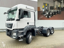 Camion MAN TGS 28.470 6x4-4 BL 28.470 6x4-4 BL, Intarder, Lenk-/Liftachse, Hohe Bauart scarrabile nuovo