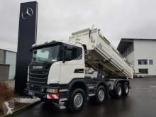 Camion Scania G 450 CB 8x4 Kipper Bordmatik Euro6 AHK Retarder tri-benne occasion
