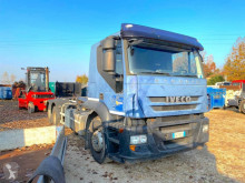Camion scarrabile Iveco 260 E 36 Scarrabile balestrato ant. pneumatico pos