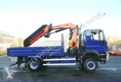 Camion benne Iveco 4x4 TRAKKER 440 PALFINGER PK 29002 Kran Kipper
