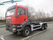 Teherautó MAN TGA 26.430 használt billenőplató
