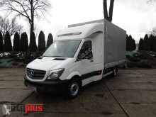 Ciężarówka Plandeka Mercedes SPRINTER316 SKRZYNIA PLANDEKA 8 PALET KLIMATYZACJA NOWE OPONY [
