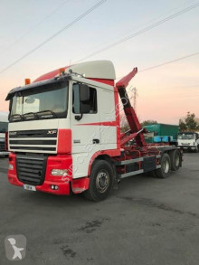 Camion DAF XF105 410 polybenne occasion