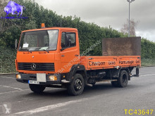 Mercedes LK 1114 truck used flatbed