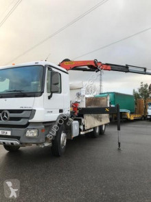 Mercedes two-way side tipper truck Actros 2636