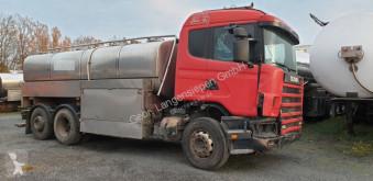 Camion Scania 114L 340 LB6x2 Unfallschaden (Nr. 4772)