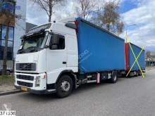 Kamión s prívesom Volvo FH12 380 plachtový náves ojazdený