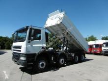 DAF CF 85.410 Kipper Meiller 8x4 Schaltgetriebe LKW gebrauchter Kipper/Mulde