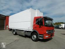 Camión Mercedes 1624 Atego Schwenkwandaufbau LBW 2to Euro 5 caja abierta transporte de bebidas usado