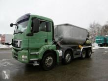 MAN billenőkocsi teherautó 32.360 TGS 8x4 Beton Hochkipper Asphalt Rüttler