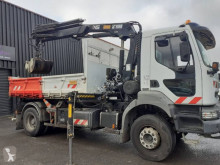 Renault three-way side tipper truck Kerax 260