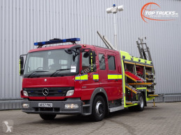 Camion Mercedes Atego pompiers occasion