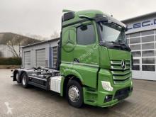 Camión Mercedes Actros 2546 6x2 Euro 6 Abrollkipper Meiller 2165 Gancho portacontenedor usado