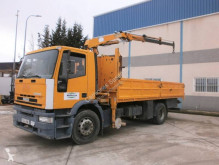 Iveco Eurotech truck used tipper