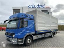 Mercedes tarp truck Atego Atego 1222 L 4x2 große Kabine