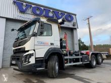 Kamión Volvo FMX 460 hákový nosič kontajnerov ojazdený
