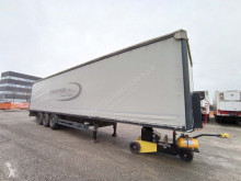 Kögel tautliner semi-trailer SEMIRIMORCHIO, CENTINATO SPONDE, 3 assi