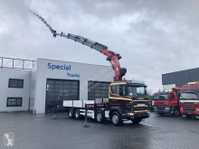 Scania G truck used flatbed